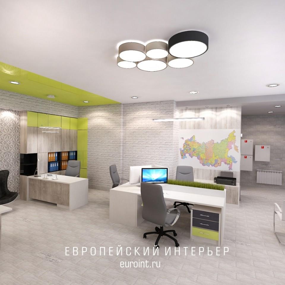 офис транспортной компании 111м2