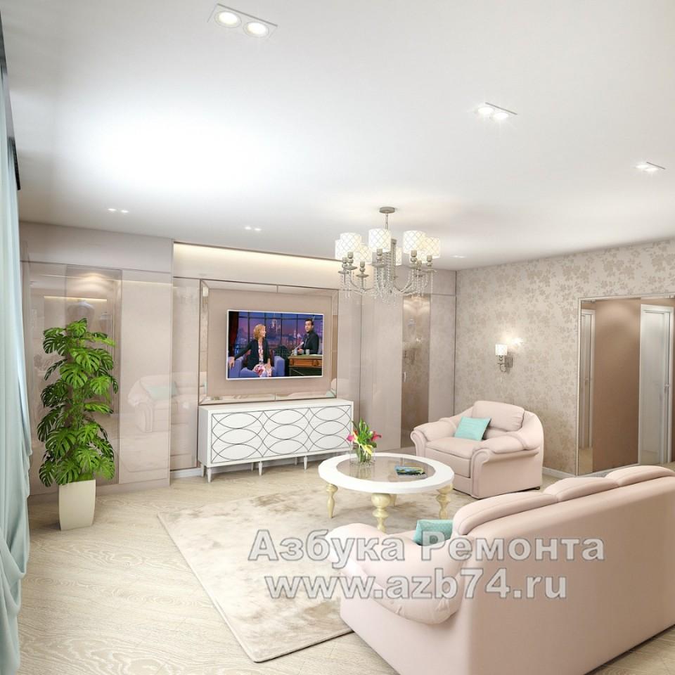 """3-х комнатная квартира жк""""Кировский"""" 98м2"""