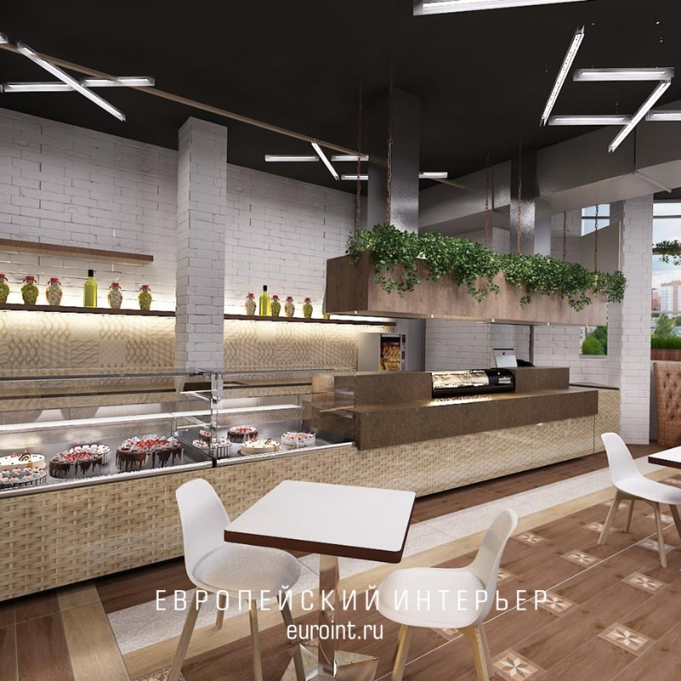 кулинария-кондитерская площадью 161м2