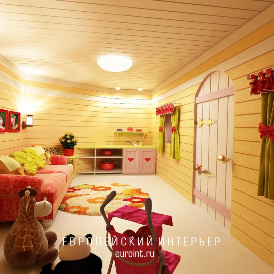 """Трехэтажный загородный дом """"Малинки Village""""  500м2"""