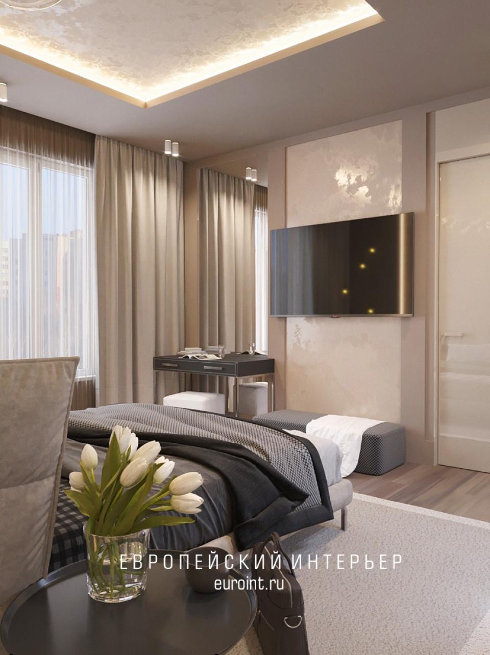 """3-х комнатная квартира 147м2 ЖК """"Balchug Residence"""""""