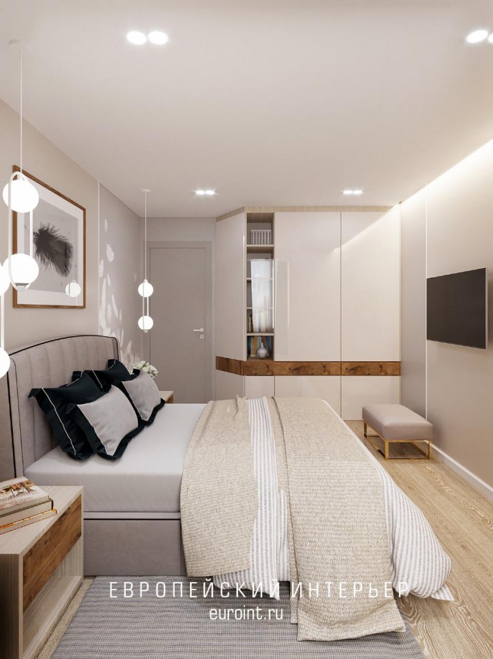 "3-х комнатная квартира 84м2 ЖК""Западный Луч"""