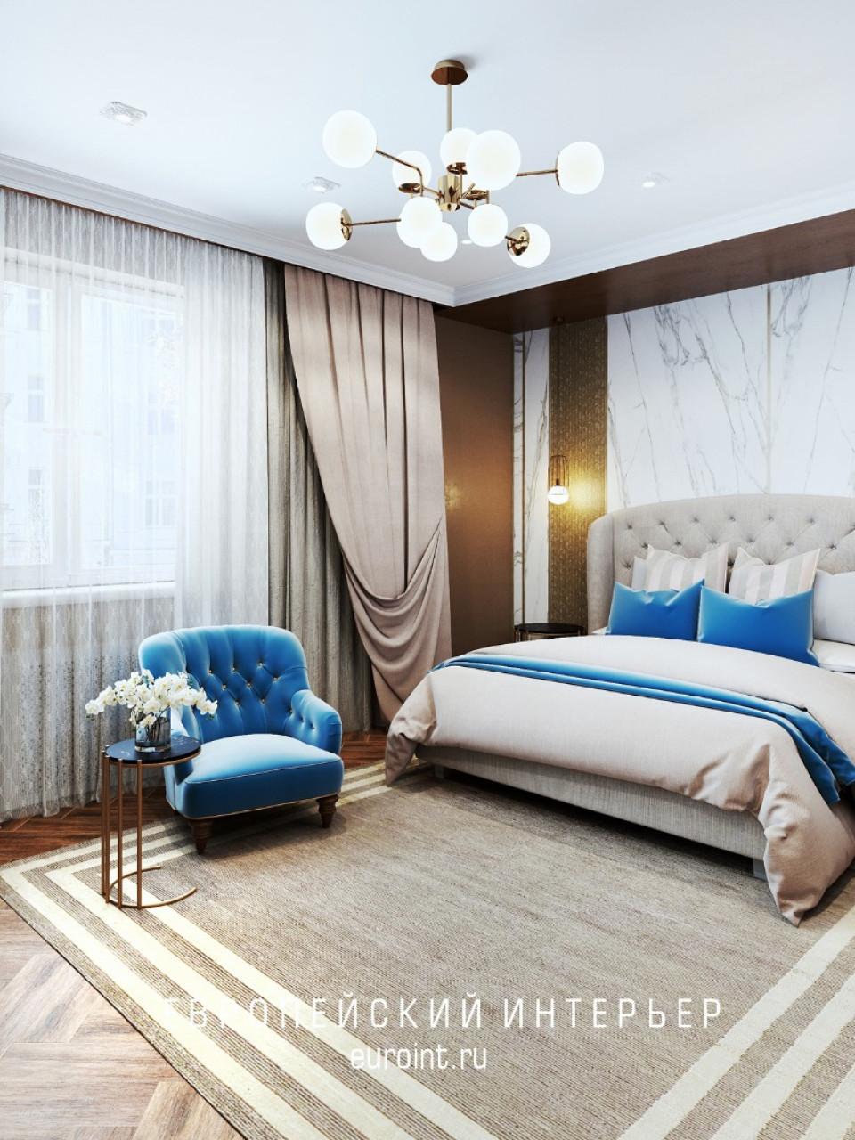 4-х комнатная квартира 138м2