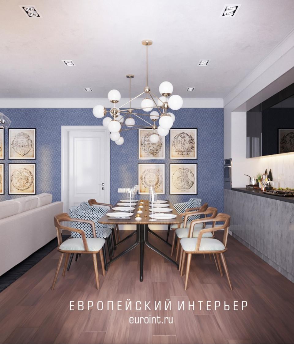 """3-х комнатная квартира 120м2 ЖК """"Gagarin Residence"""""""